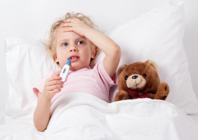 Αντιμετώπιση πυρετού και κρυολογήματος χωρίς φάρμακα