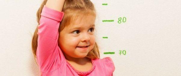 Από τι επηρεάζεται το ύψος του παιδιού