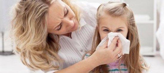 Πότε το παιδί έχει αλλεργία και πότε ίωση
