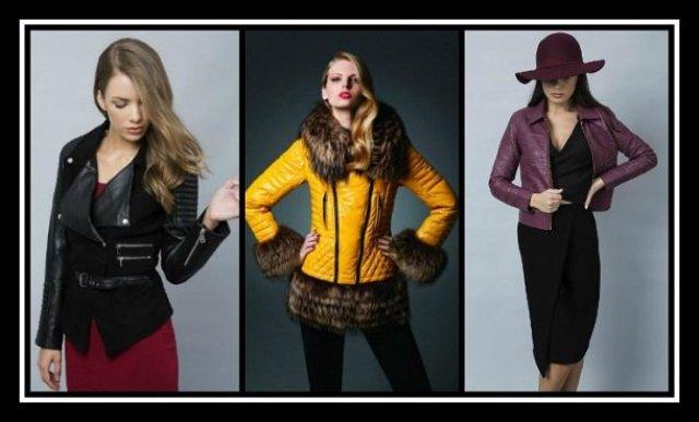 Τα δερμάτινα μπουφάν και ρούχα είναι ίσως η μεγαλύτερη τάση για τον φετινό  Χειμώνα. Όλα ξεκίνησαν το 2015 eddfd537920