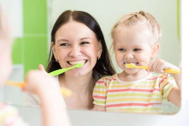 Πληροφορίες για τη στοματική υγιεινή του μικρού σας