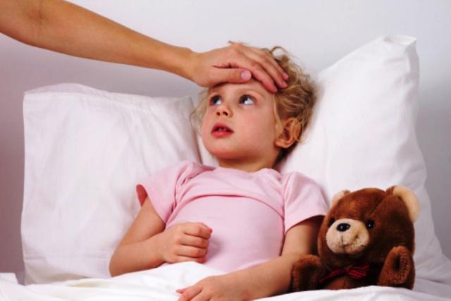 Προστατέψτε το μικρό σας από γρίπη